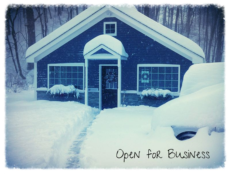 Open for Business, 1-27-15